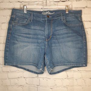 Old Navy Sweetheart Shorts Size 14